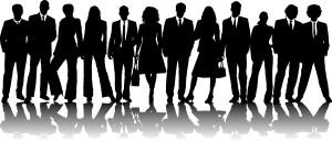 bigstockphoto_mixed_business_people_1270445