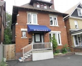 4-Plex 187 Wentworth Street South Hamilton