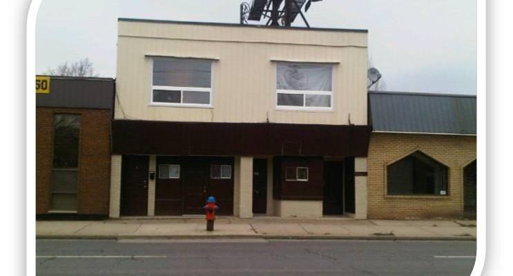 1221-1223 Main St E. Hamilton