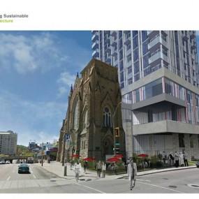 Hamilton Skyline Being Transformed