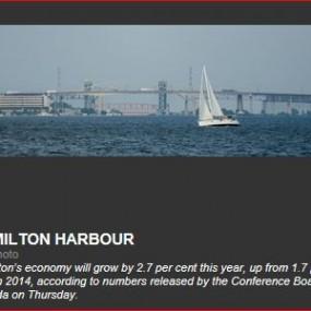 HAMILTON WEST HARBOUR...Watch the Video